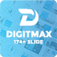 DigitMax Creative Powerpoint Template - GraphicRiver Item for Sale