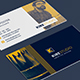 Horizontal & Vertical Corporate Business Cards