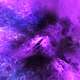 Travel Through Abstract Colorful Purple Space Nebula - VideoHive Item for Sale