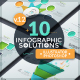 Infographic Solutions. Part 12 - GraphicRiver Item for Sale