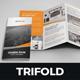 Portfolio Trifold Brochure Design - GraphicRiver Item for Sale