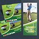 Golf Flyer & Trifold Brochure Bundle - GraphicRiver Item for Sale