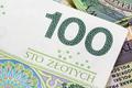 Closeup of 100 pln banknote - PhotoDune Item for Sale