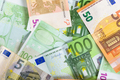 Background made of euro banknotes - PhotoDune Item for Sale