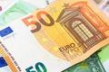Closeup of 50 euro banknote - PhotoDune Item for Sale