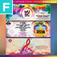 Colorful Facebook Cover Bundle Vol 2 - GraphicRiver Item for Sale