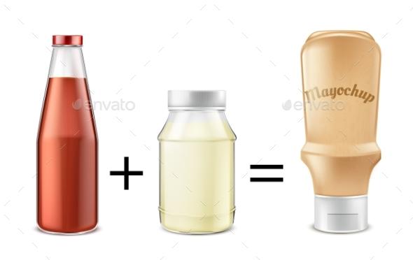 Mayochup Sauce Recipe - Food Objects