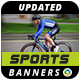 Sports Store Banners - GraphicRiver Item for Sale