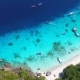 Paradise Tropical Island Beach with Clear Blue Water at Similan Island. . Andaman Sea - VideoHive Item for Sale