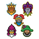 Medieval Royal Court Mascot Collection - GraphicRiver Item for Sale