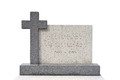 single grave stone cut out (Clipping path) - PhotoDune Item for Sale