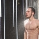 Brutal Handsome Guy Is Becoming Forged Under Cold Shower - VideoHive Item for Sale