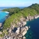 Beautiful Similan Island Cape Stones . Andaman Sea, Thailand. - VideoHive Item for Sale