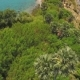 Aerial View of Promthep Cape Cliff in Phuket Island in Thailand - VideoHive Item for Sale