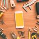Repairman smart phone with blank screen - PhotoDune Item for Sale