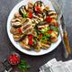 Salad with grilled vegetables - PhotoDune Item for Sale