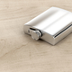 Silver hip flask - PhotoDune Item for Sale