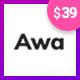 AWA - Portfolio/Agency WordPress Portfolio/Agency