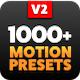 The Most Handy Motion Presets for Animation Composer خرید و دانلود