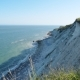 White Cliffs on the Coast of the Sea, England - VideoHive Item for Sale