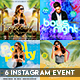 Instagram Banner Events