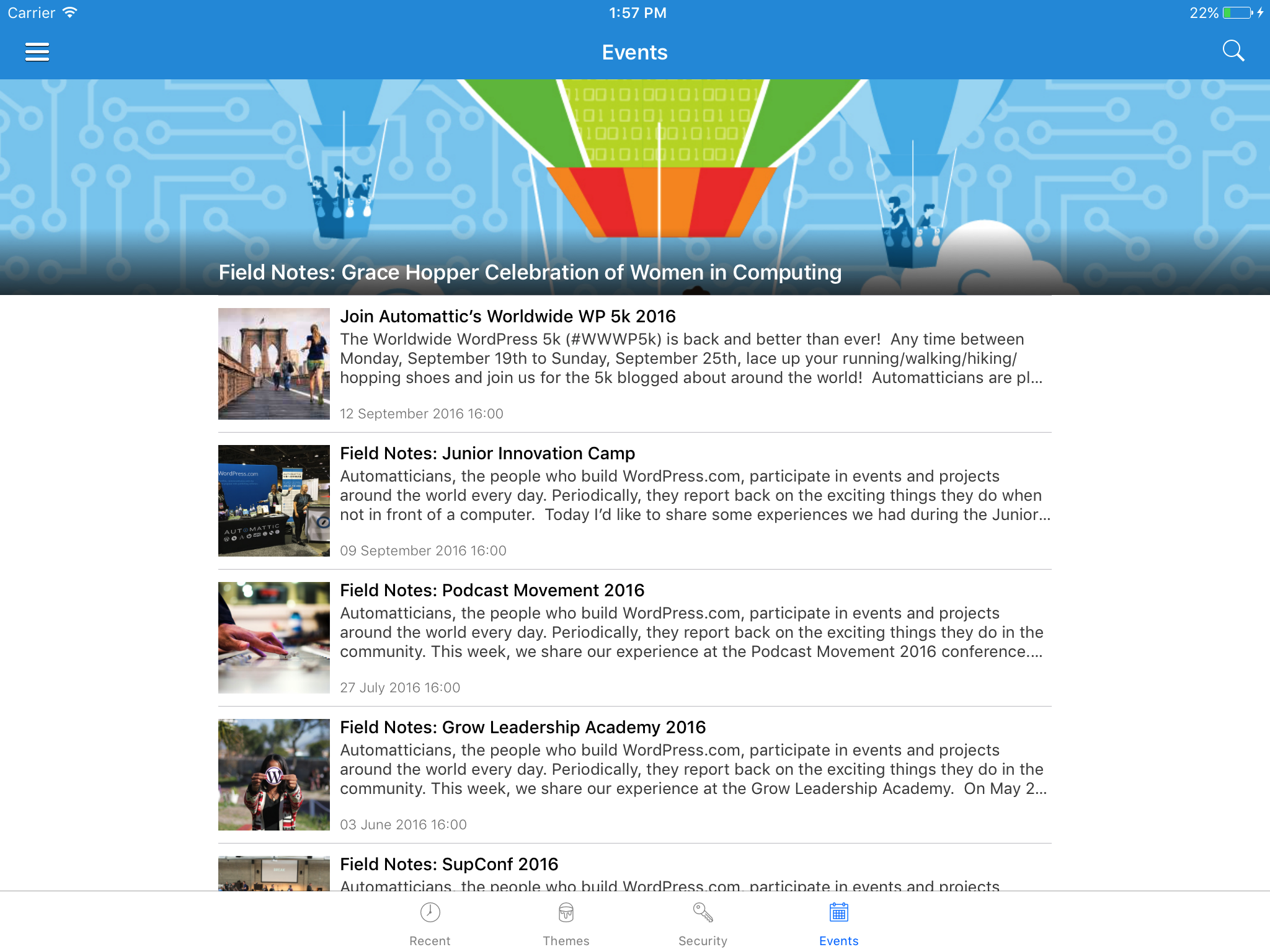 Universal for IOS - Full Multi-Purpose IOS app by sherdleapps ...