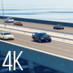 Highway Bridge Traffic 4K - VideoHive Item for Sale