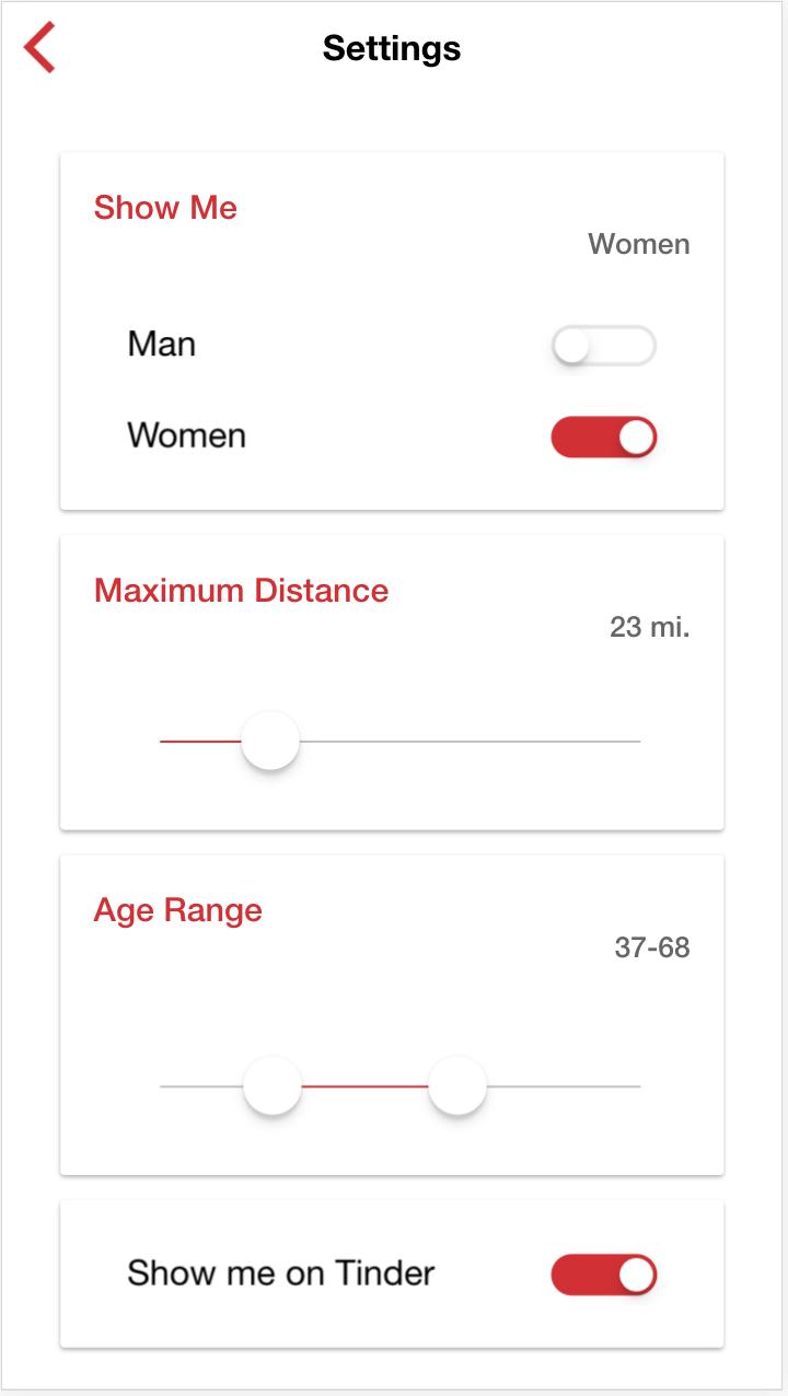 Tinder like dating theme app template ui ionic framework by ionicbucket tinder like dating theme app template ui ionic framework maxwellsz
