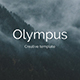Olympus Creative Google Slide Template - GraphicRiver Item for Sale