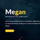 Megan Professinal Keynote Template - GraphicRiver Item for Sale