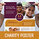 Charity Poster Template