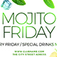 Mojito Party Facebook Cover - GraphicRiver Item for Sale