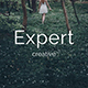Expert Creative Design Keynote Template - GraphicRiver Item for Sale