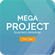 Mega Project Multipurpose Powerpoint Template - GraphicRiver Item for Sale