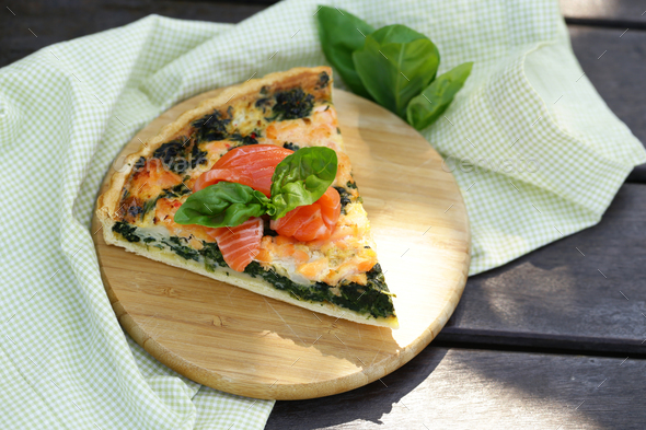 French Quiches - Stock Photo - Images