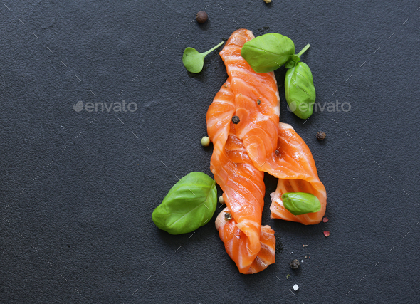 Red Fish Trout - Stock Photo - Images