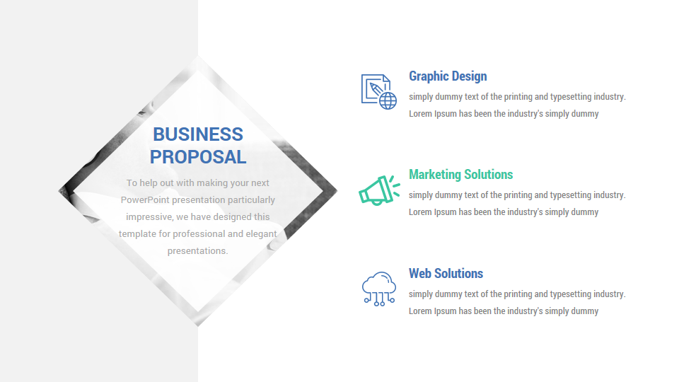 Multipurpose Company Profile And Proposal Powerpoint Presentation
