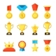 Sport Trophy Award, Gold Championship Goblet