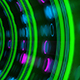 Neon Rings Tunnel - VideoHive Item for Sale