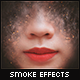 Artistic Smoke Portrait Photo Effect Templates