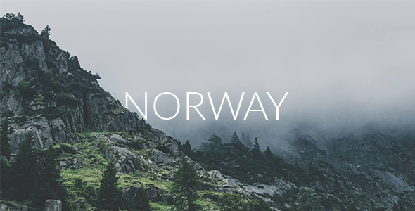 Norway - Responsive WordPress Lifestyle, Travel Blog & Magazine Theme - Blog / Magazine WordPress