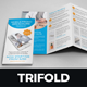 Product Sale Promotion Trifold Brochure v3 - GraphicRiver Item for Sale
