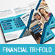 Financial Advisor Trifold Brochure Template - GraphicRiver Item for Sale