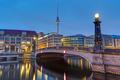 Historic bridge over the river Spree in Berlin  - PhotoDune Item for Sale