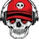 DJ Skull2 - GraphicRiver Item for Sale