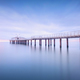 Pier soft water long exposure Lido Camaiore versilia Tuscany Ita - PhotoDune Item for Sale