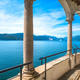 Maggiore lake view from Hermitage or Eremo of Santa Caterina del - PhotoDune Item for Sale