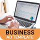 Business Banner - HTML5 Ad Template (BU003)