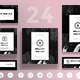 Brilliant Nail Bar Social Media Pack