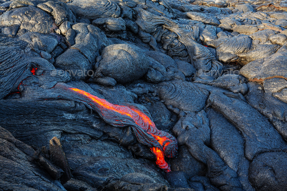 Lava - Stock Photo - Images